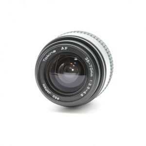 Tokina AF 35-70mm f/3.5-4.6 for Minolta macro Auto Focus Lens