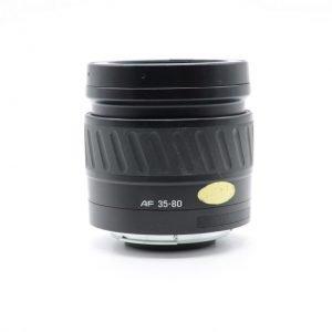 Minolta AF 35-80mm F4-5.6 A-mount x Sony