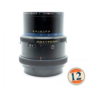 Mamiya KL 180mm f/4.5 L Lens