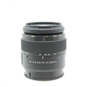 Sony DT 18-55mm f/3.5-5.6 SAM II