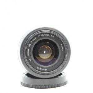 Minolta AF 35-70mm f/3.5-4.5