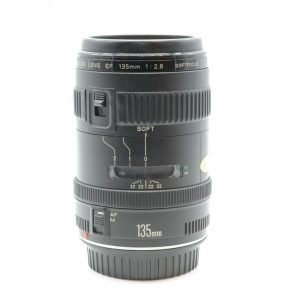 Canon EF 135mm f/2.8 SF Manuale