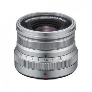 Fujinon XF 16mm F2.8 R WR – Garanzia Fujifilm Italia