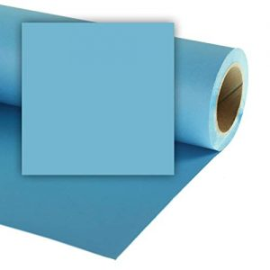 COLORAMA Fondale in Carta 1.35 x 11m Sky Blue