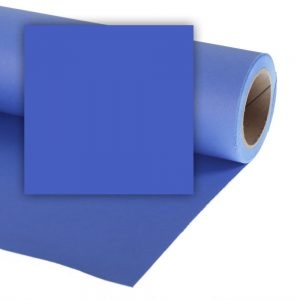 COLORAMA Fondale 2,72x11m Chromablu