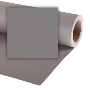 COLORAMA 2.72 X 11m Smoke Grey