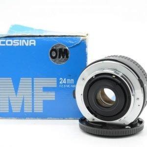 Cosina 24mm f/2.8 MC Macro