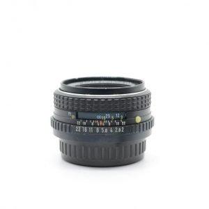 Pentax SMC 50mm f/2