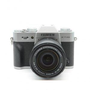Fujifilm X-T20 con 16/50