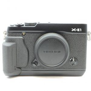 Fujifilm X-E1 + Impugnatura