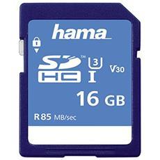 HamaSDXC 16GB Class 10 UHS-I 85MB/s