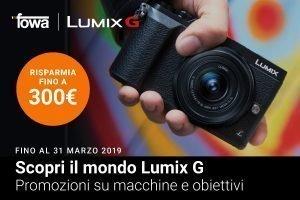 Panasonic – Passa a Lumix G