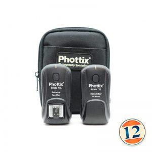 Phottix strato TTL Trigger set ( Nikon )