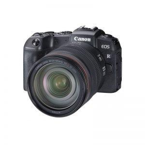 Canon EOS RP + RF 24/105 F4 L IS USM + adattarore EF-EOS R  Garanzia Canon Italia