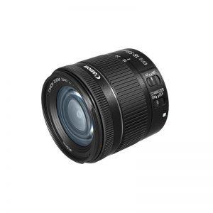 Canon EF-S 18-55mm f/4-5.6 IS STM – Garanzia Canon Italia