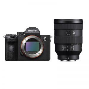 Sony Alpha 7III + 24-105 F4 OSS Garanzia Sony Italia