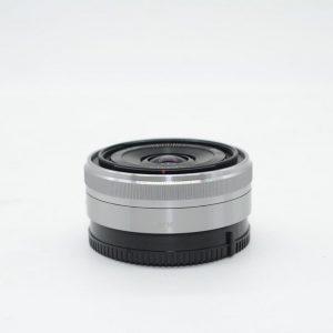 Sony E 16mm f/2.8