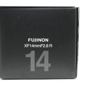 Fujifilm XF 14 mm  F2.8 R