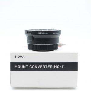 Sigma Mount Adattatore MC-11 E