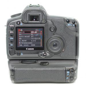 Canon EOS 5D con BG-E4
