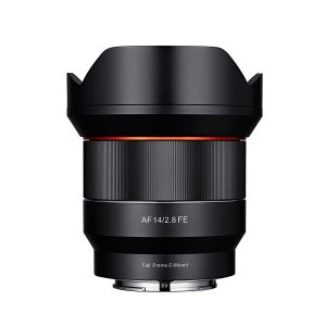 Samyang AF 14mm F2.8 AS IF UMC (Per Sony FE) – Garanzia Fowa