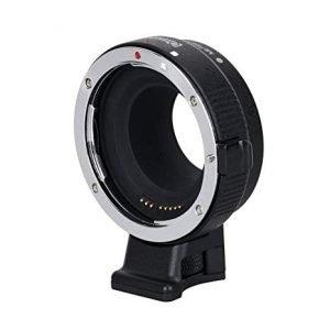 Anelli adattatori autofocus Canon EF/ Canon EOS R Full frame
