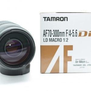Tamron 70-300mm f/4-5.6 Di LD Macro