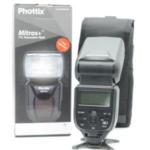 Phottix Mitros Flash x Sony