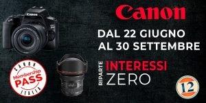 Canon Interessi 0%