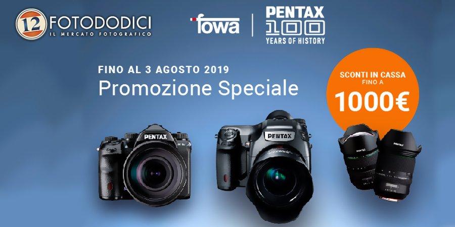 Offerta-Fowa-Pentax100