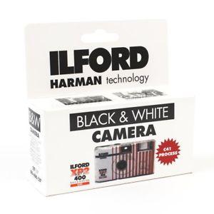 Harman black and white camera C 41 ROSSA