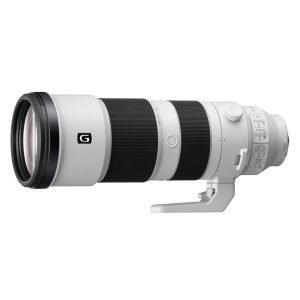 Sony FE 200-600mm F5.6-6.3 G OSS – Garanzia 2+1 Sony Italia