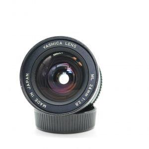 Yashica 24mm f/2.8