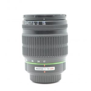 Pentax SMC DA 17-70mm f/4.0 AL (IF) SDM