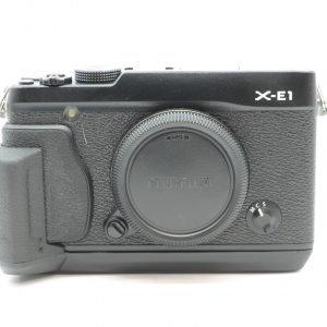 Fujifilm X-E1 con Impugnatura