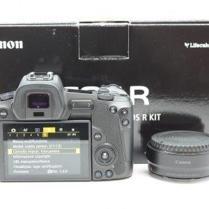 Canon EOS R + Anello