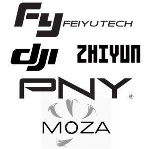 DJI / Feiyu-Tech / Zhiyun / PNY / Moza( Droni e Gimbal )