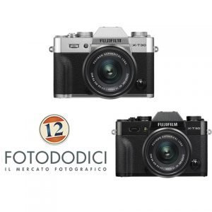 Fujifilm X-T30 Kit 15-45mm ISTANT REBATE