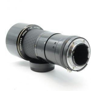 Nikon 300mm f/4.5 ED-IF