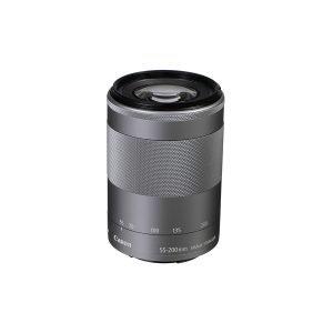 Canon EF-M 55-200mm f/4.5-6.3 IS STM – Garanzia Canon Italia