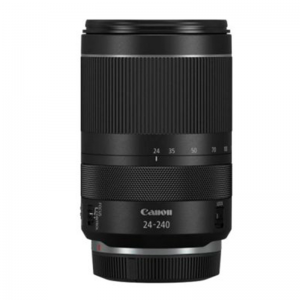 Canon RF 24-240mm F4-6.3 IS USM – Garanzia Canon Italia