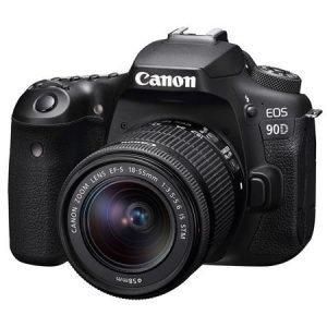 Canon EOS 90D – Garanzia Canon Italia