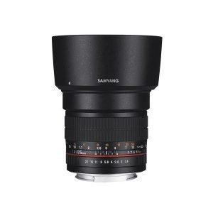 Samyang 85mm f/1.4 AE IF UMC – Garanzia FOWA ITALIA 4 anni