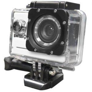 Swiss Go SG-1.0 Full HD 12 megapixel LCD 2″ custodia subacquea fino a 30 metri