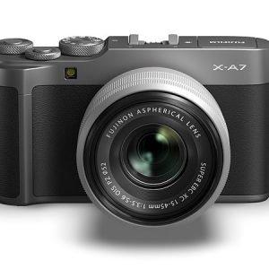 Fujifilm X-A7 – Garanzia Fujifilm Italia