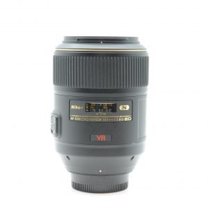 Nikon AF-S 105mm f/2.8 G ED VR Micro