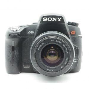 Sony A580 + Minolta 35/70