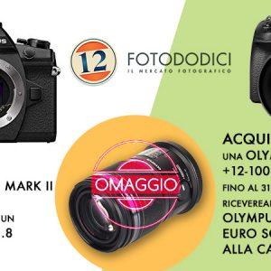 Olympus OM-D E-M10 Mark III Corpo Garanzia Polyphoto Italia
