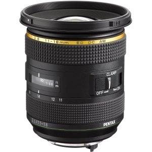 Pentax-DA* HD 11-18mm f/2.8 ED DC AW – Garanzia Fowa