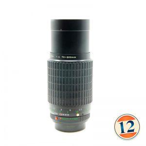 Pentax Takumar KA 70-200mm f/4 Macro